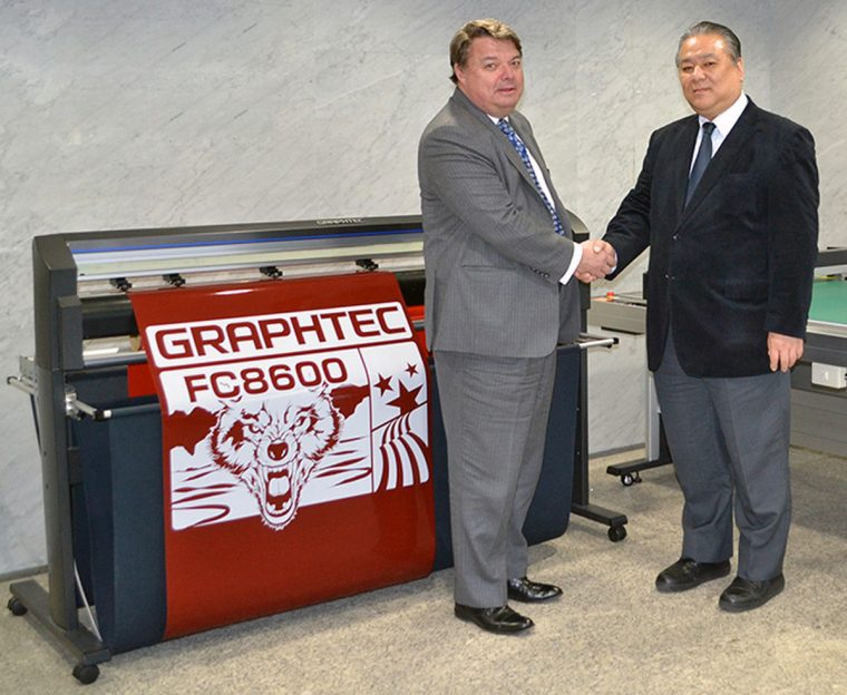 SAi ANNOUNCES WORLDWIDE AGREEMENT WITH GRAPHTEC TO INCLUDE